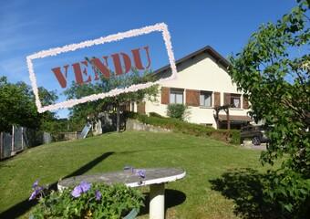 Vente Maison 6 pièces 131m² Bossieu (38260) - photo
