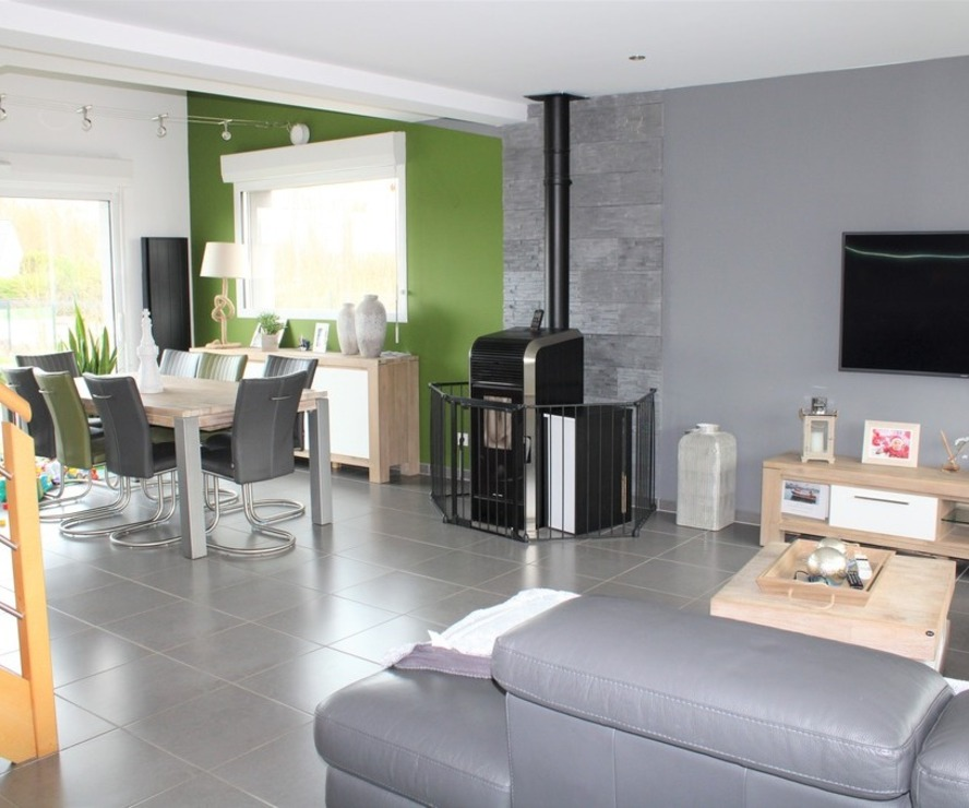 Sale House 5 rooms 129m² Montreuil (62170) - photo