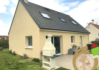 Sale House 7 rooms 110m² Campagne-lès-Hesdin (62870) - photo