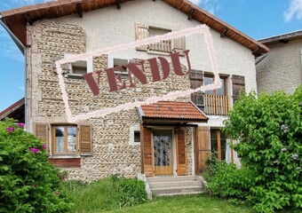 Vente Maison 4 pièces 110m² Balbins (38260) - photo