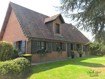 Vente Maison 9 pièces 169m² Campagne-lès-Hesdin (62870) - Photo 1