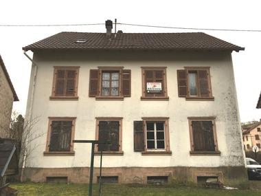 Vente Maison 6 pièces 140m² Sainte-Croix-aux-Mines (68160) - photo