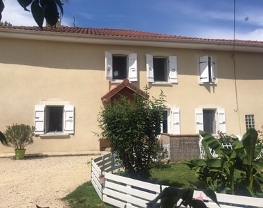 Vente Maison 9 pièces 165m² Beaurepaire (38270) - photo