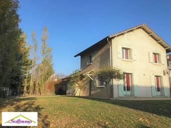 Vente Maison 4 pièces 90m² Montferrat (38620) - photo