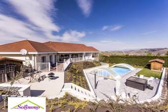 Vente Maison 8 pièces 200m² Valencogne (38730) - photo