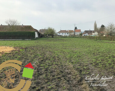 Vente Terrain 1 703m² Hesdin (62140) - photo