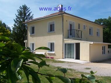 Vente Maison 7 pièces 187m² Chabeuil (26120) - photo