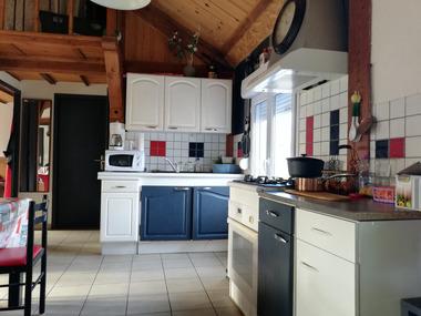 Vente Maison 4 pièces 110m² Neufchâteau (88300) - photo