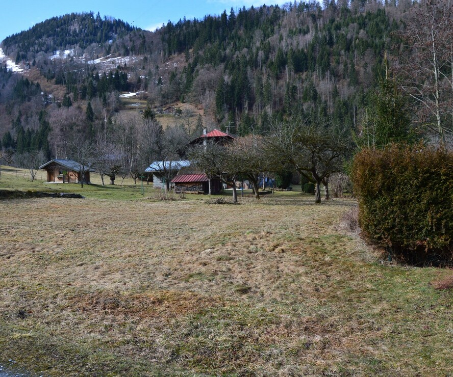 Sale Land 1 000m² Saint-Gervais-les-Bains (74170) - photo