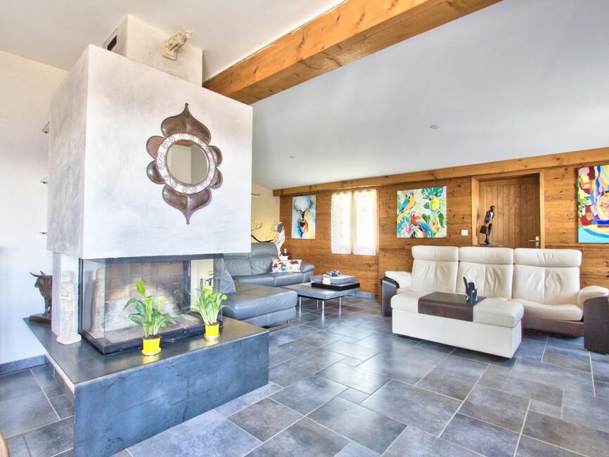 Vente Maison 8 pièces 195m² Jarrier (73300) - photo