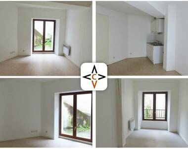 Vente Appartement 2 pièces 31m² Tullins (38210) - photo