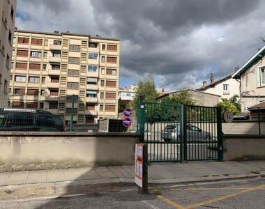 Vente Garage 16m² Grenoble (38100) - photo