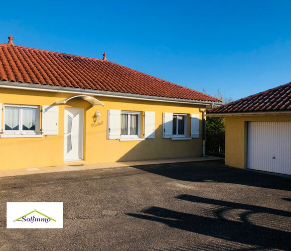Vente Maison 4 pièces 9m² Morestel (38510) - photo