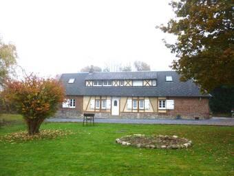 Vente Maison 6 pièces 120m² Proche TÔTES, 20 mn ROUEN - Photo 1