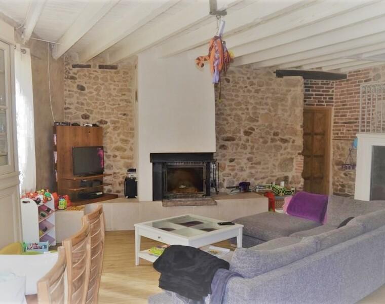 Vente Maison 8 pièces 210m² Saint-Bonnet-le-Troncy (69870) - photo