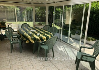 Sale House 5 rooms 125m² Luzinay (38200) - Photo 1