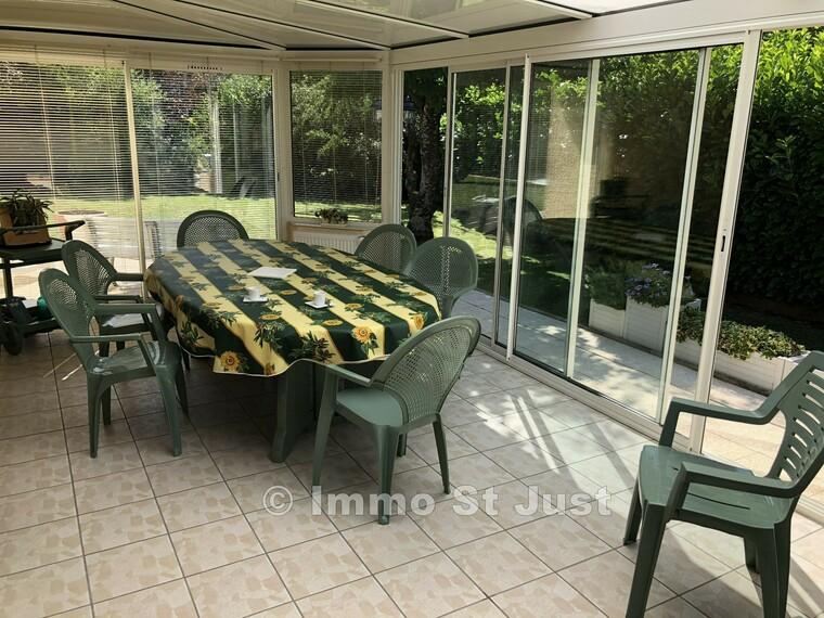 Vente Maison 5 pièces 125m² Luzinay (38200) - photo