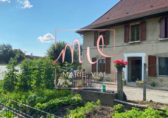 Vente Maison 6 pièces 130m² Oyeu (38690) - Photo 1