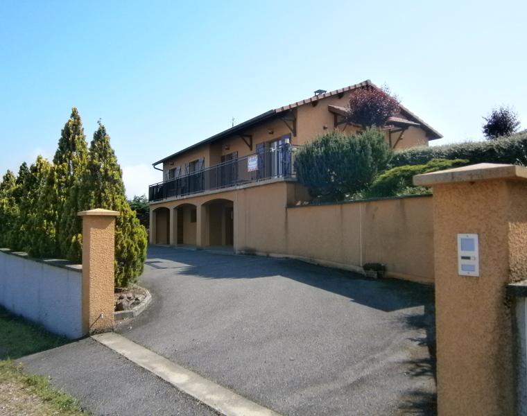 Vente Maison 6 pièces 200m² Cours-la-Ville (69470) - photo
