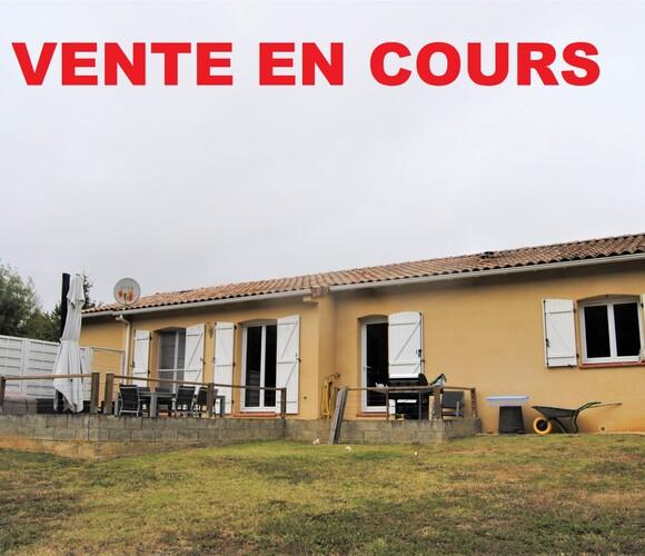 Sale House 4 rooms 98m² SECTEUR L'ISLE JOURDAIN - photo
