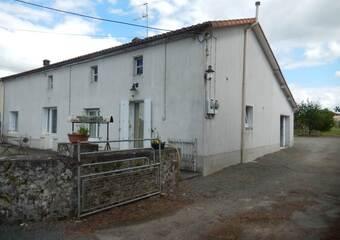 Vente Maison 11 pièces 112m² Clessé (79350) - photo