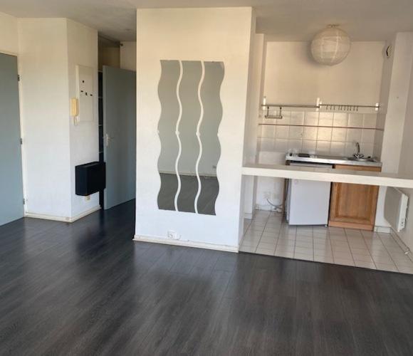 Location Appartement 2 pièces 38m² Blagnac (31700) - photo