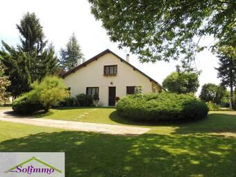 Vente Maison 5 pièces 130m² Dolomieu (38110) - photo