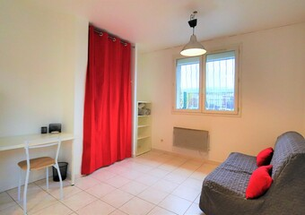 Location Appartement 1 pièce 16m² Saint-Martin-d'Hères (38400) - photo