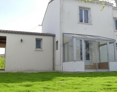 Vente Maison 5 pièces 95m² La Rochelle (17000) - photo