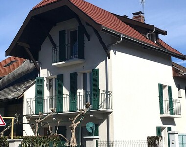 Sale House 5 rooms 80m² Metz-Tessy (74370) - photo