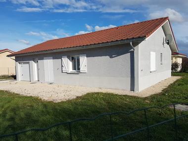 Vente Maison 5 pièces 97m² Brézins (38590) - photo