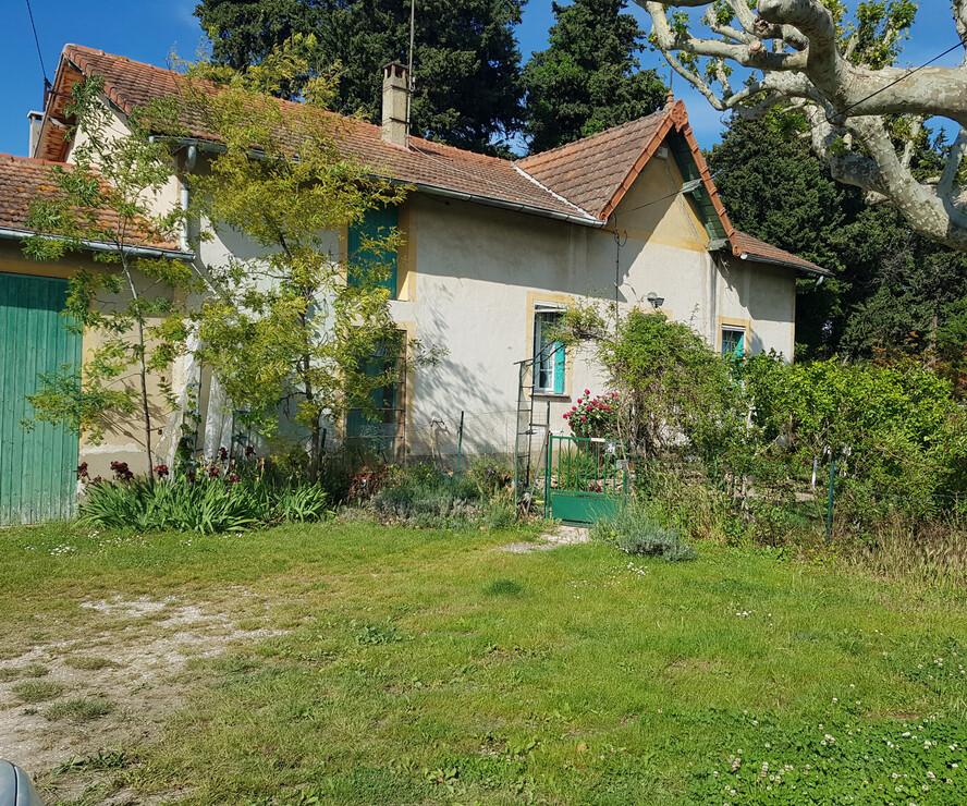 Vente Maison 3 pièces 73m² Cabannes (13440) - photo
