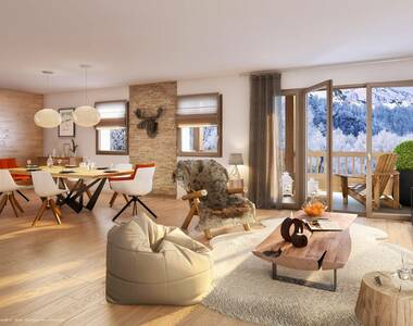 Sale Apartment 2 rooms 46m² LA PLAGNE MONTALBERT - photo
