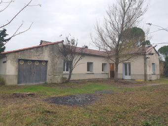 Vente Maison 3 pièces 71m² Saint-Marcel-lès-Sauzet (26740) - photo