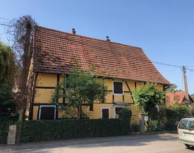 Vente Maison 8 pièces 140m² Tagolsheim (68720) - photo