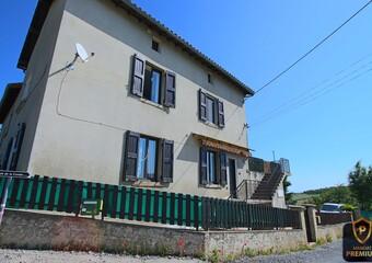 Vente Maison 5 pièces 108m² Saint-Martin-la-Plaine (42800) - photo
