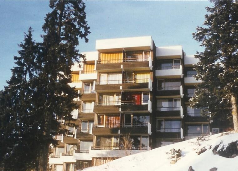 Vente Appartement 1 pièce 22m² CHAMROUSSE - photo