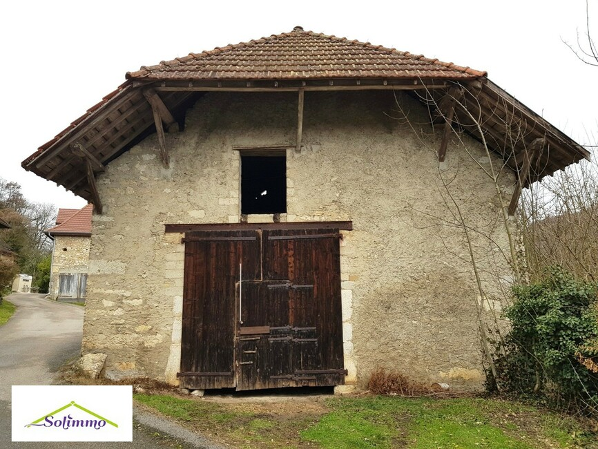 Vente Maison 90m² Brégnier-Cordon (01300) - photo