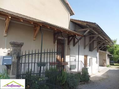 Vente Maison 5 pièces 140m² Morestel (38510) - photo