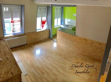 Vente Maison 4 pièces 60m² Hesdin (62140) - photo