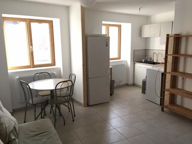 Location Appartement 2 pièces 37m² Saint-Jean-en-Royans (26190) - photo