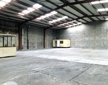 Location Local industriel 700m² Le Havre (76600) - photo