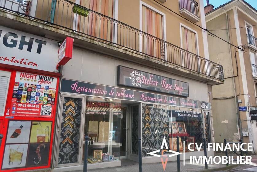 Vente Local commercial 3 pièces 81m² Voiron (38500) - photo