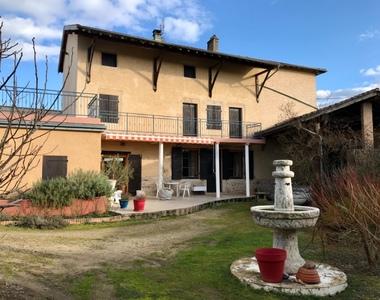 Vente Maison 8 pièces 232m² Montmerle-sur-Saône (01090) - photo