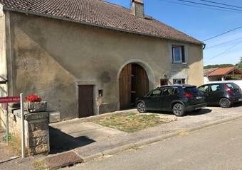 Vente Maison 4 pièces 98m² Melin (70120) - photo