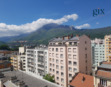 Vente Appartement 4 pièces 65m² Grenoble (38000) - photo