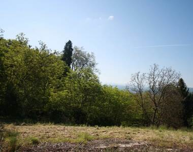 Vente Terrain 1 200m² Gillonnay (38260) - photo
