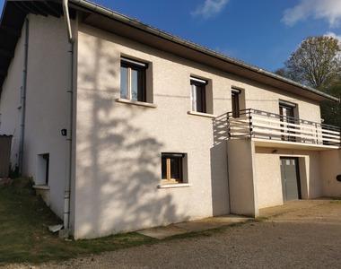 Vente Maison 5 pièces 240m² Saint-Siméon-de-Bressieux (38870) - photo