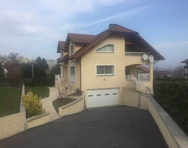 Vente Maison 8 pièces 163m² Rumilly (74150) - photo