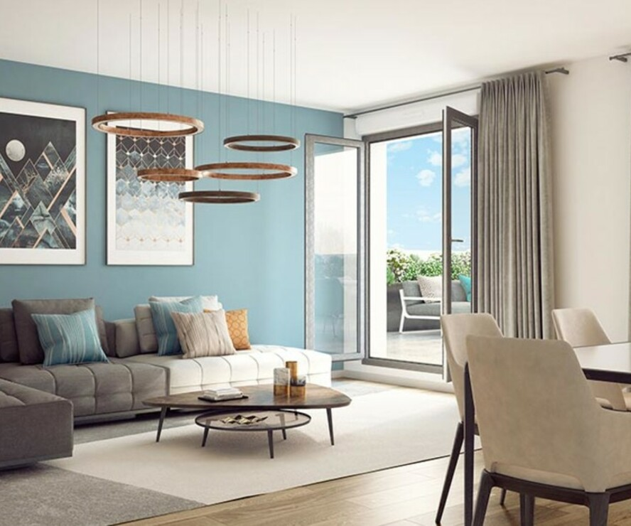 Sale Apartment 4 rooms 80m² Meylan (38240) - photo